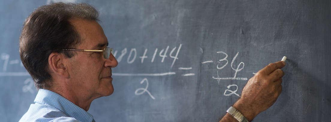 Profesora y alumna