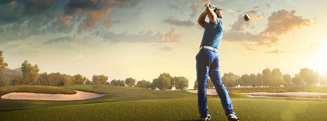 golf ejercicio alarga vida