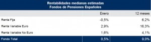 rentabilidad pp mercer enero 2013