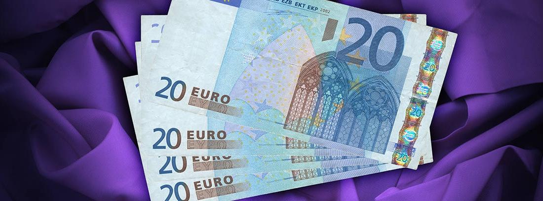 Nuevos billetes de 20€