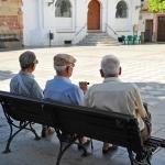 Pensión media de jubilación por comunidades