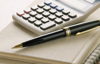Libretas y calculadora