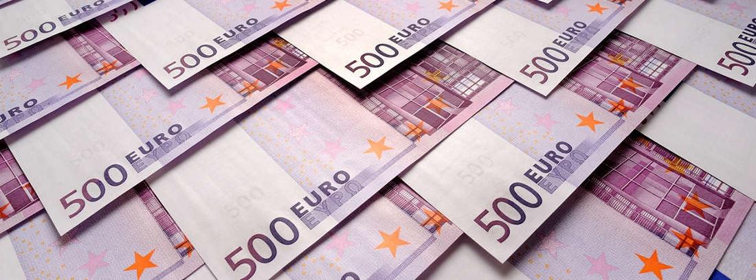 Consecuencias de la desaparición de los billetes de 500 euros