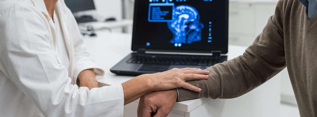 paciente que desea la jubilación anticipada por enfermedad