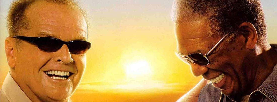 """Cartel promocional de la película """"Ahora o nunca"""""""