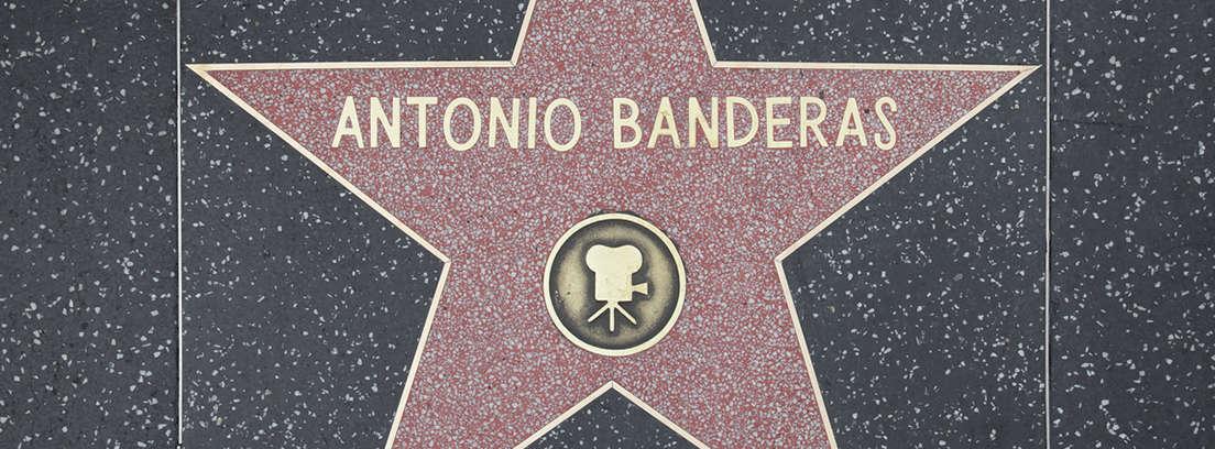 El actor español Antonio Banderas
