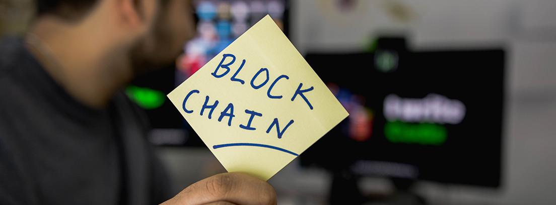 Post-it de Blockchain
