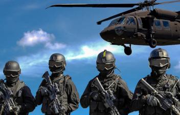 militares que saben que el servicio militar computa para su jubilación