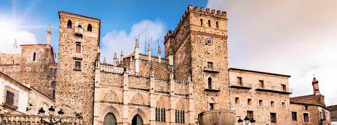 Monasterio de Guadalupe (Cáceres) declarado Patrimonio de la Humanidad