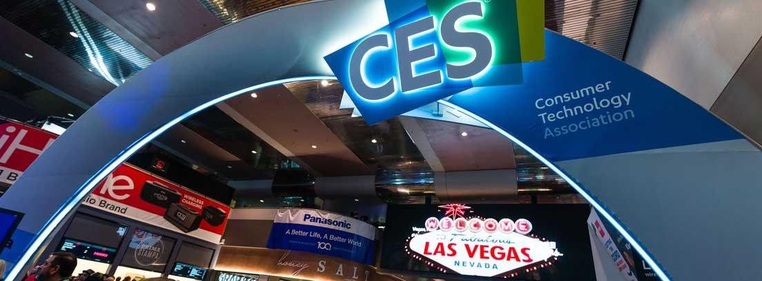Feria de Electrónica de Consumo (CES) en Las Vegas para mayores