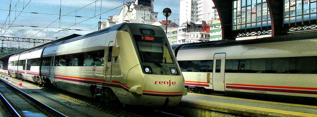 Subida precios del transporte 2019: trenes Renfe