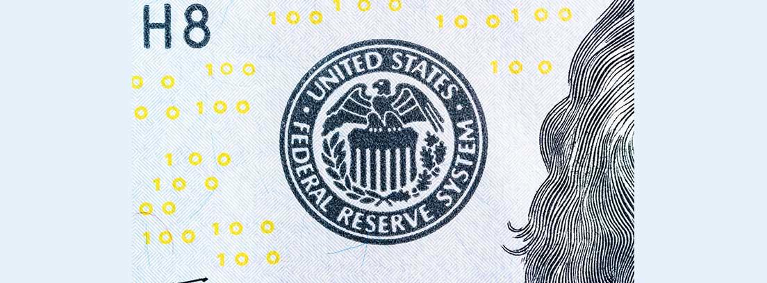 Logotipo de la Reserva Federal de Estados Unidos (Fed)