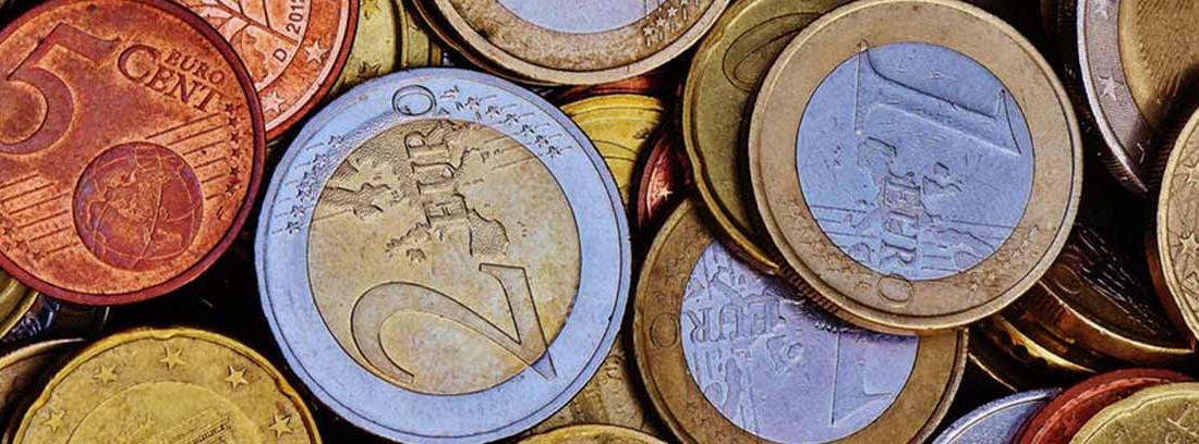 Monedas de la zona euro