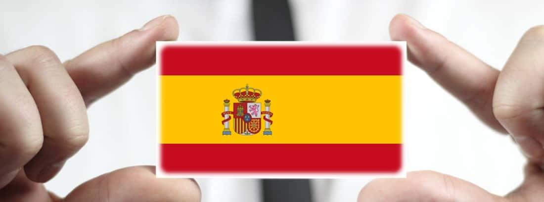 Certificado de nacionalidad española